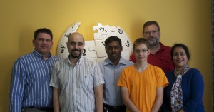 Ein Teil des Wikimedia Language Engineering Teams