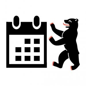 Berlin Web Kalender Logo. Alle Rechte vorbehalten.