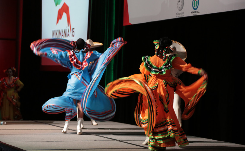 #Wikimania 2015 // Mexikanische Volksmusik