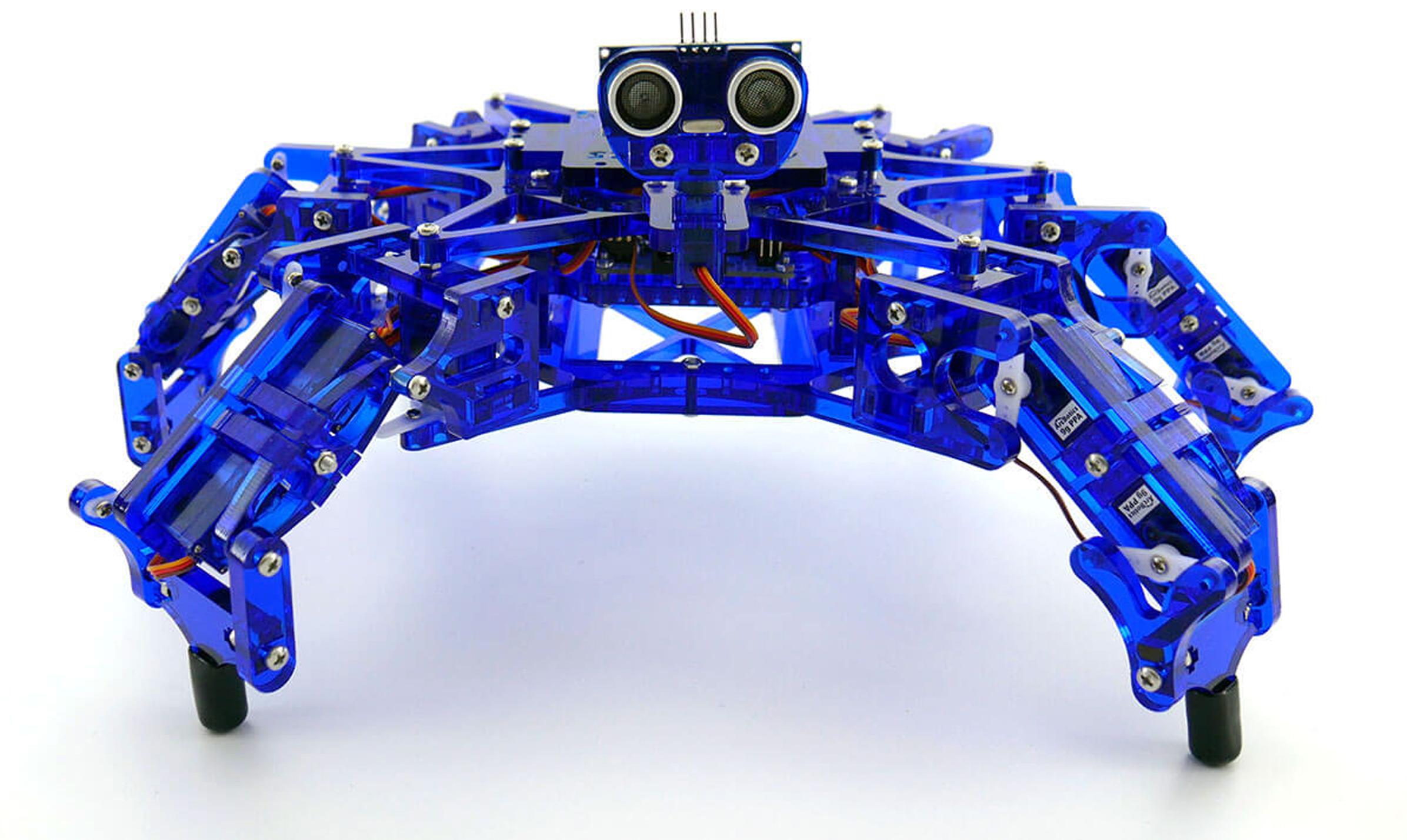 Robot. Foto: Jaynish Chaudhary. Lizenz: CC-BY-SA-4.0